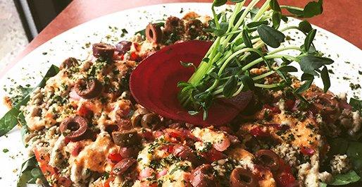 Restaurant Végétarien à Gatineau La Belle Verte
