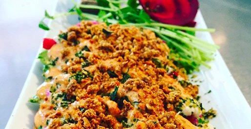 Restaurant à Gatineau végétarien - La Belle Verte